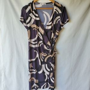 Cleo Cleo/ Wrap Sleeveless Dress/ Size 12